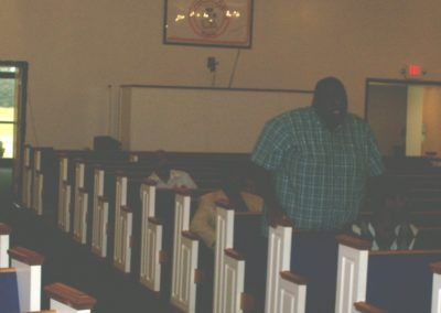 Guest Elder's testimony