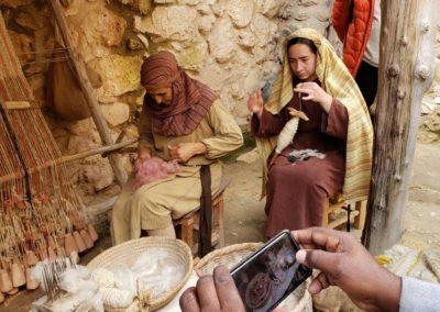 reanactment-bible-time-living