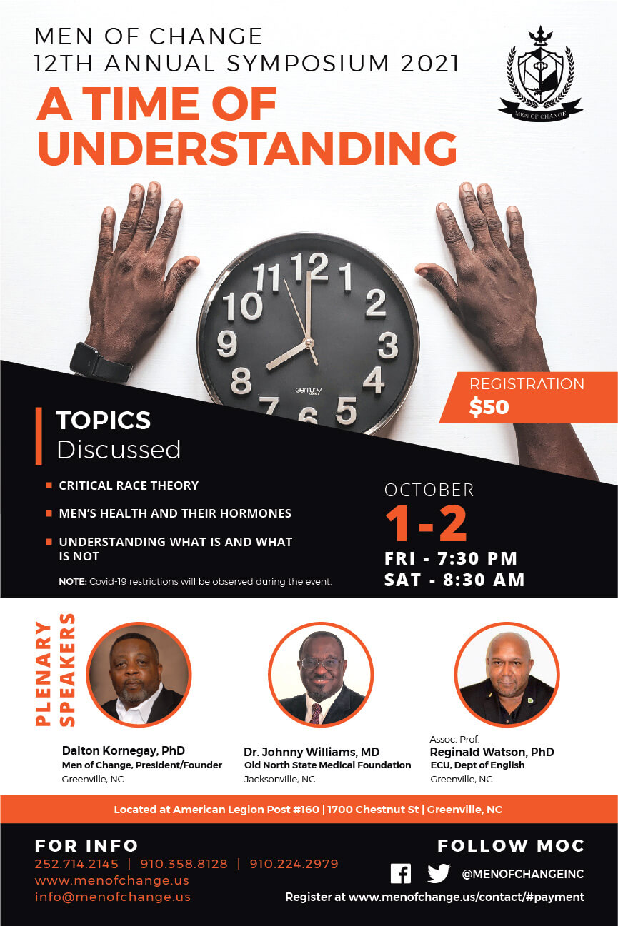 A Time of Understanding Symposium 2021
